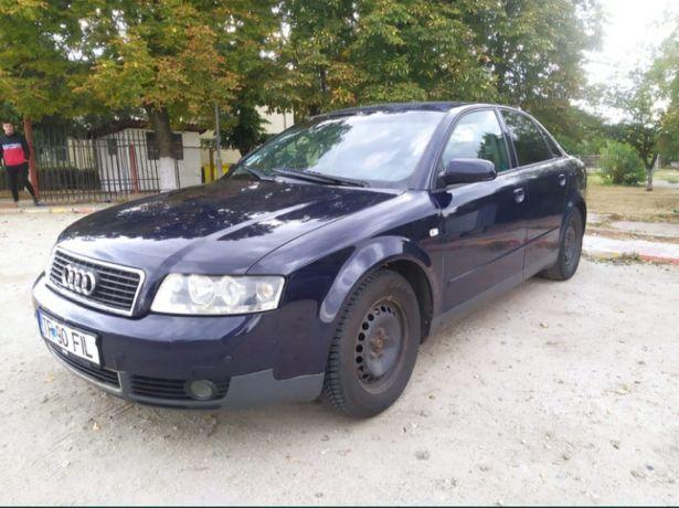 Audi a4 1.9TDI, AVB