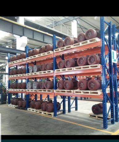 Vând rafturi metalice profesionale reglabile la cel mai mic preț233x12