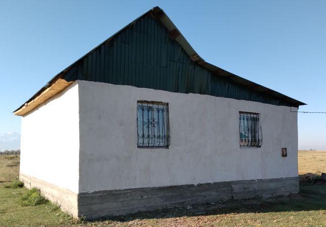 Дом продается или обмен город Талгар пос.Фрунзе 3 комната 10 соток