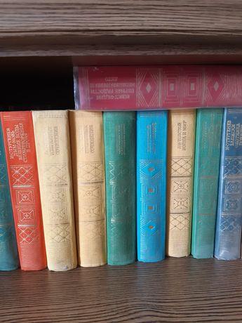 Продаю книги, Библиотека классики, русских и зарубежных писателей,