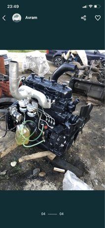 Vand motor tractor u650