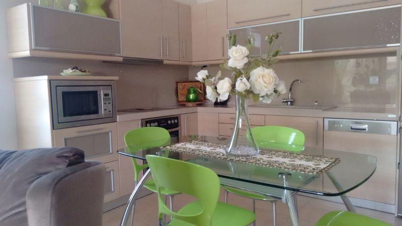 Aпартамент Зафири, пред плажа,2 спални, 5 човека, Керамоти, Гърция гр. София - image 1