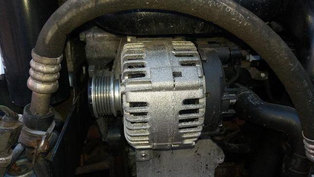 Alternator Skoda octavia 2, VW Passat b6 1.9 TDI, 77Kw,105Cp. BKC, BLS