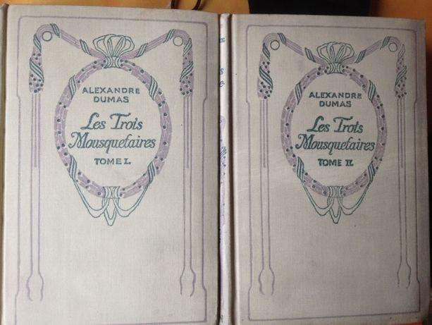 9 vol. Alexandre Dumas (in franceza)