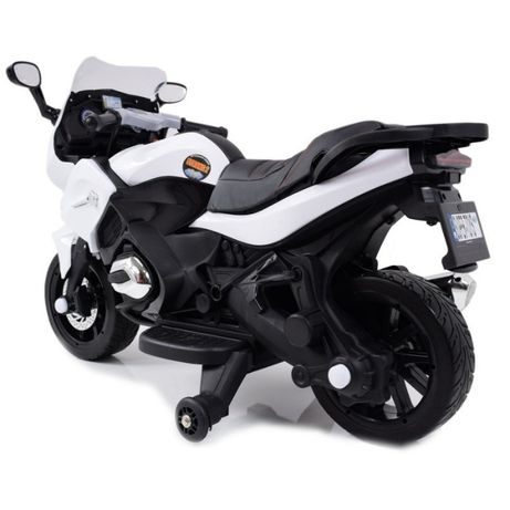 Senzationala motocicleta de viteza DUCATI,electrica,12v,roti duble.NOU
