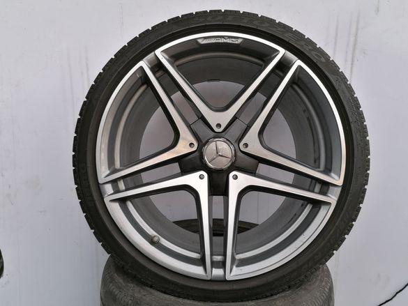 Мерцедес, Mercedes C63 AMG Coupe 19 цола