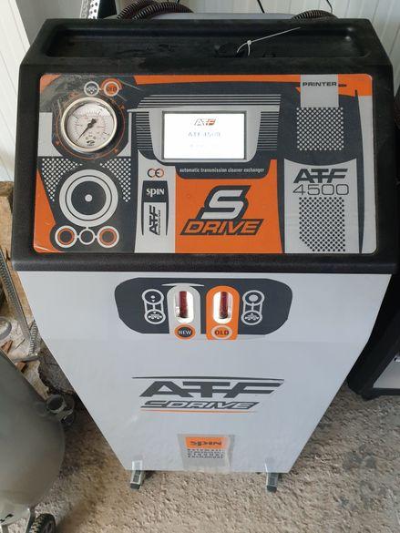 Смяна на масло на автоматични скоростни кутии