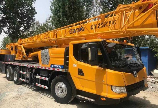 Автокран XCMG QY25K5С 2018 года 25 тонник