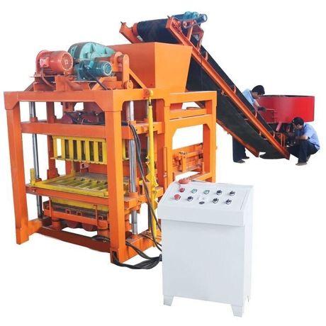 Полуавтоматический станок для производства пескоблоков
