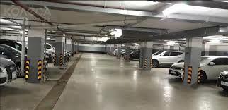 Паркинг в ЖК Арман Кала