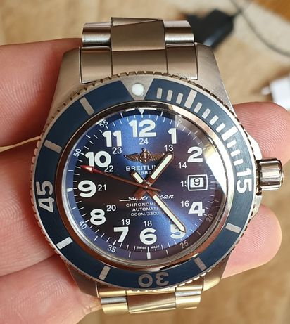 Ceas Breitling Superocean 2 , 44mm , original 100 %