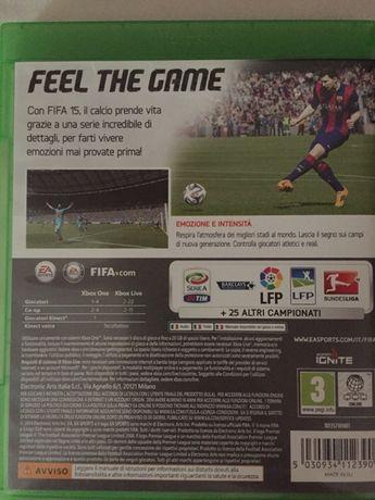 FIFA 15 Xbox one.