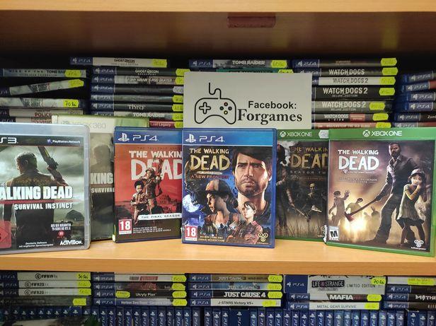 Vindem jocuri The Walking Dead Survival Instinct 360 PS3 PS4 Xbox One