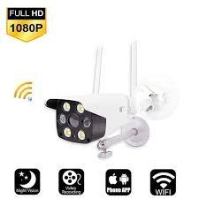 LiveCam външна Wifi охранителна камера Full HD 1080р