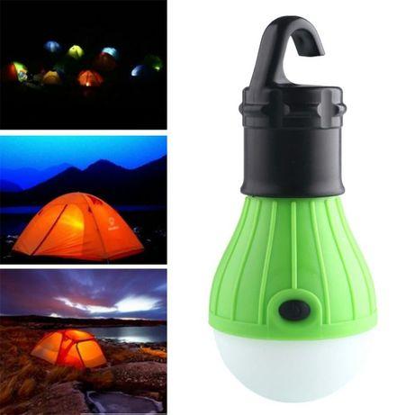 Bec ,lampa, lanterna cort, camping exterior LED cu baterii
