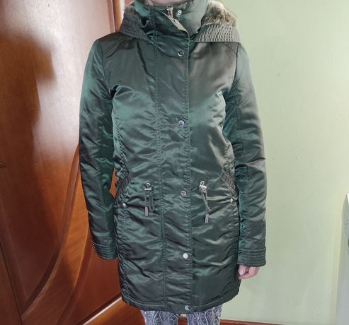 Осенняя парка ( куртка )