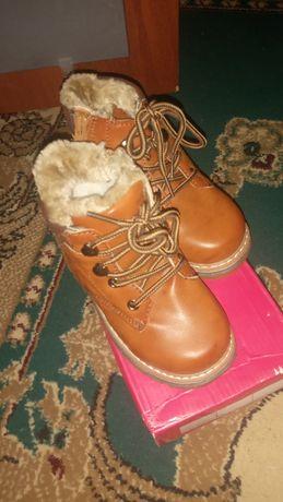 Новые Детский ботинка