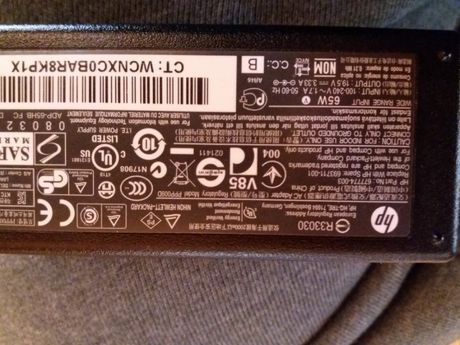 incarcator laptop HP 19.5V 3.33A