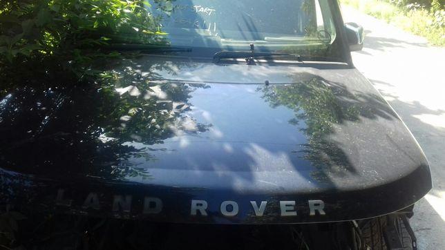 Dezmembrez Land Rover Discovery 3 Cod motor AJD 2007 2.7 Diesel V6