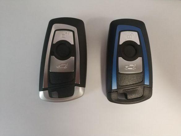 Кутиика за ключ bmw F10,F20,F30,F40.. с еблема афтър маркет.