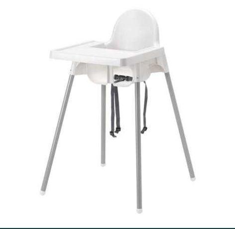 Срочно продам детский стульчик для кормления ИКЕА очень удобный звонит