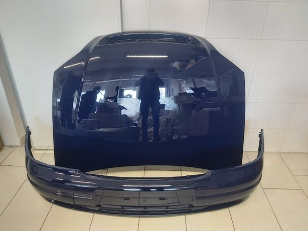 Pachet Capota+Bara Fata Opel Astra G 1998-2004 (Y269 (Albastru))