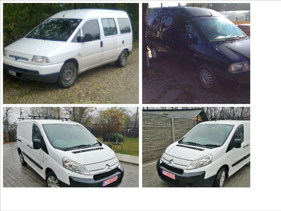 Dezmembrez Peugeot Expert Fiat Scudo Citroen Jumpy 1996 - 2014