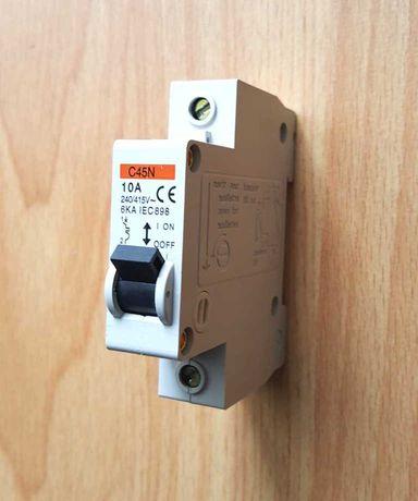 Disjunctor – siguranţă - întrerupător automat C45N C10