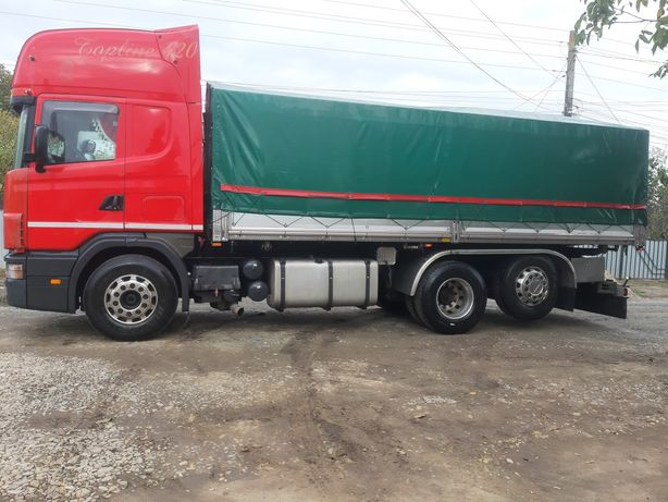 Vand camion scania cereale