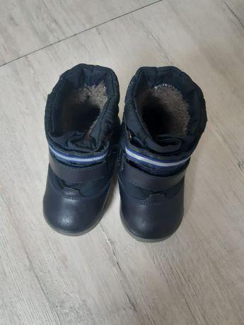 Детская зимняя обувь Шаговита