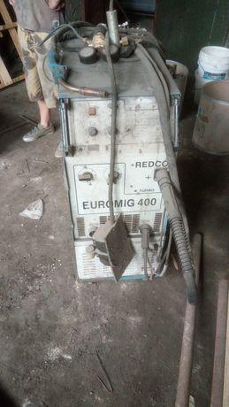 Трансформаторна MIG-MAG машина за заваряване REDCO Euromig 400