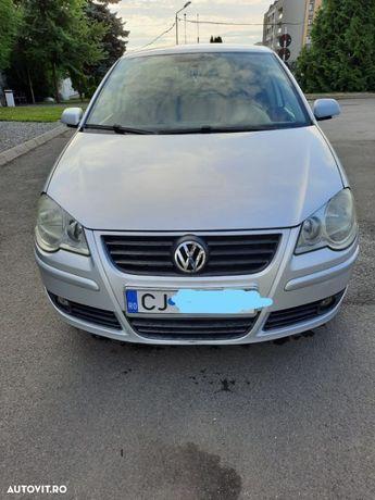 Volkswagen Polo Vand WV Polo 5 usi, cutie automata, stare foarte buna, persoana fizica