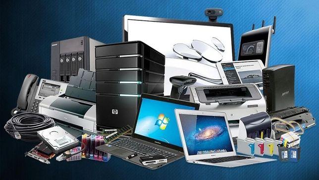 Ремонт компьютерной и цифровой техники
