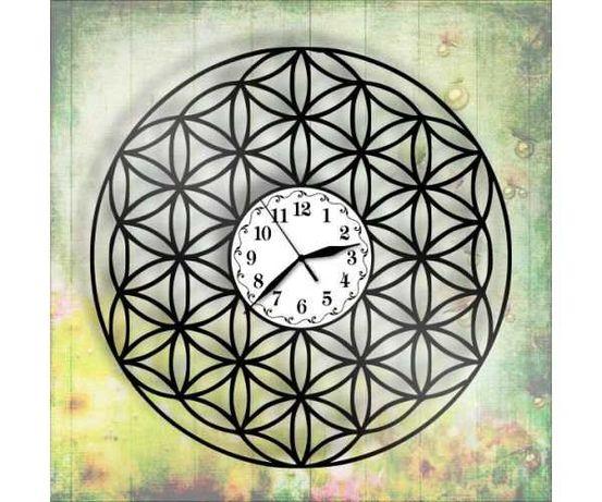"""Ceas de perete""""Floarea vietii"""" -"""