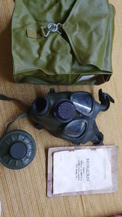 Masca gaze cu geantă Dara - imagine 1