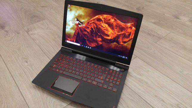 Laptop gaming lenovo nou , intel core- i7-7700HQ, video 6 GB GTX 1060