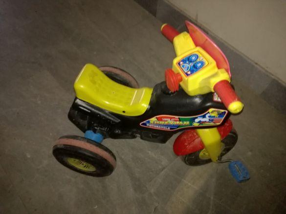 Детско колело, триколка