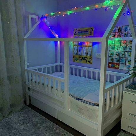 Детская кровать на заказ!