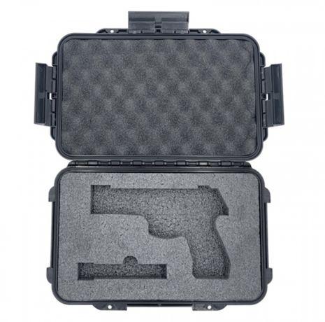 Airsoft/Paintaball/hunting Carcasa rigida rip valiza solida pistol