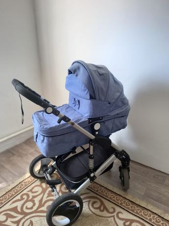 Детский коляска 3в1