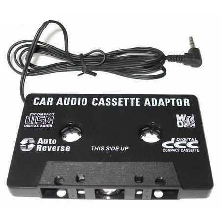 Adaptor caseta audio cu fir,mufa jack 3.5mm