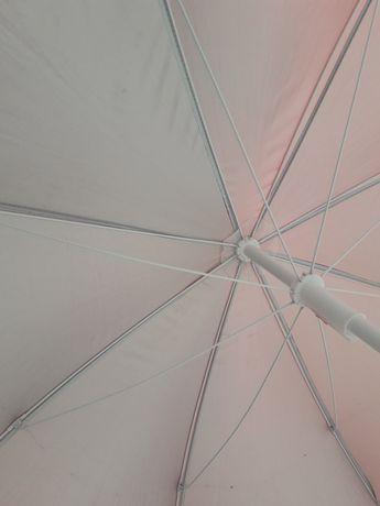 Umbrelă plajă cu husă