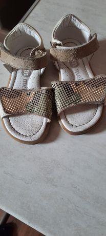 Sandale Melania, piele