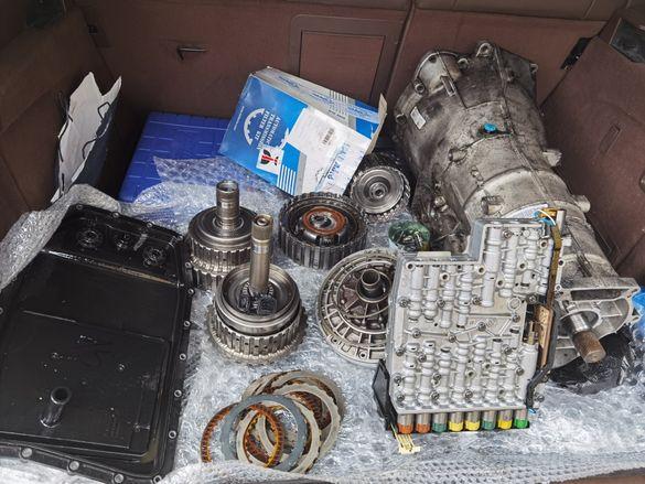 Скоростна кутия BMW X5 X6 ZF 6HP 28