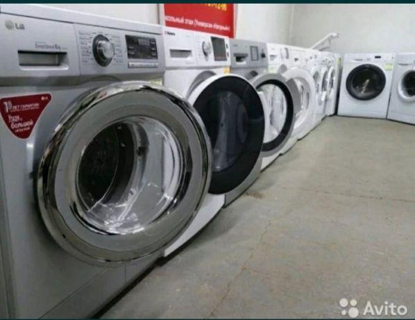 Продажа стиральных машин автомат
