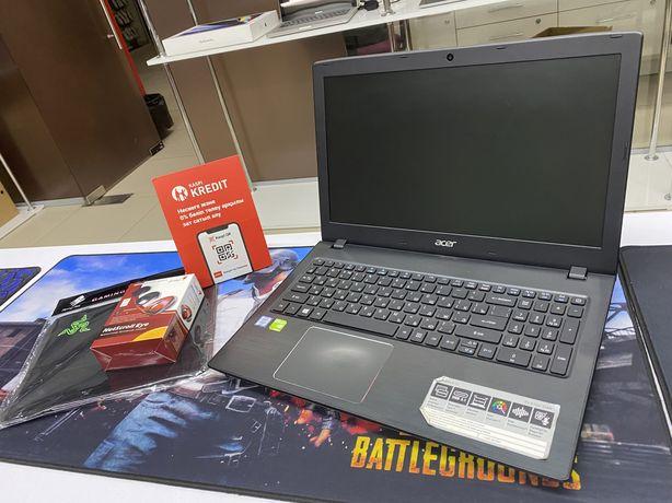 Ноутбук Acer E15 - Core i3-6006U/4Gb/1000Gb/GF940MX
