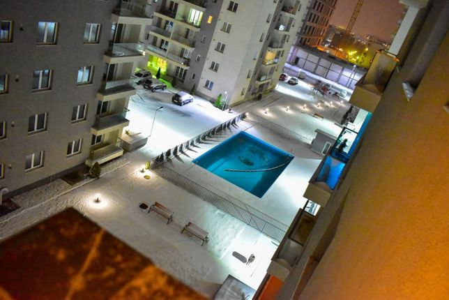 2 camere LUX NOU Mobilat complet Dimri West Towers