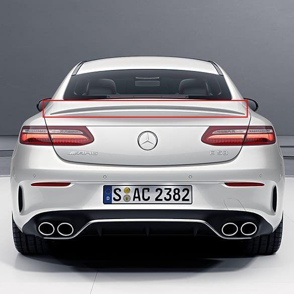 Eleron / spoiler portbagaj Mercedes E Class Coupe C238 AMG Design