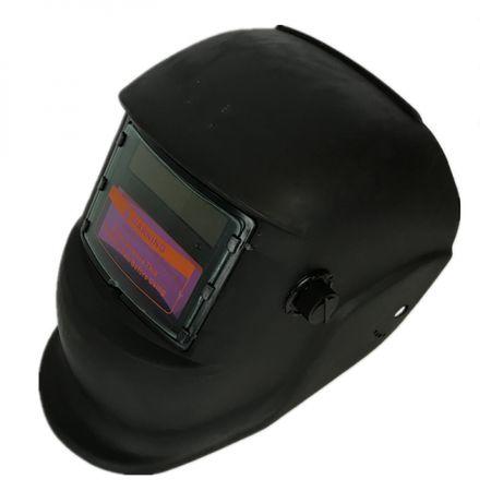 Соларна маска за заваряване - Автоматична- Black - регулиране на зат
