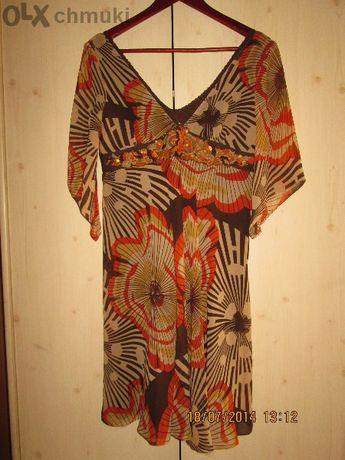 Karen Millen Копринена рокля - размер Uk12/м за 35 лв